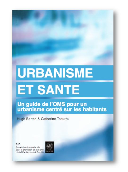 Couverture Guide OMS Santé et Urbanisme